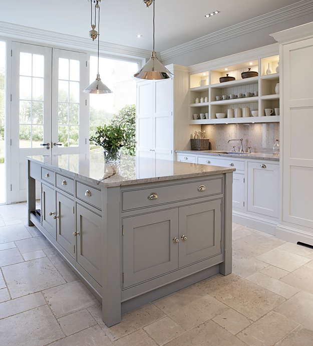 7 Simple Ways to Personalize Your Kitchen - Add a Kitchen Island
