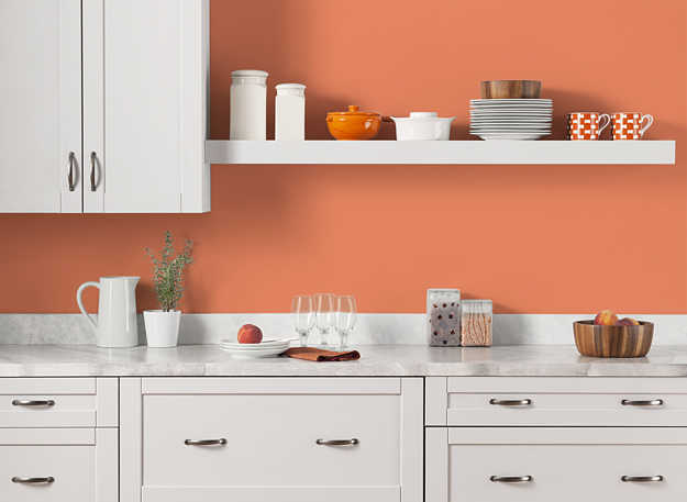 7 Simple Ways to Personalize Your Kitchen - Add Some Colour