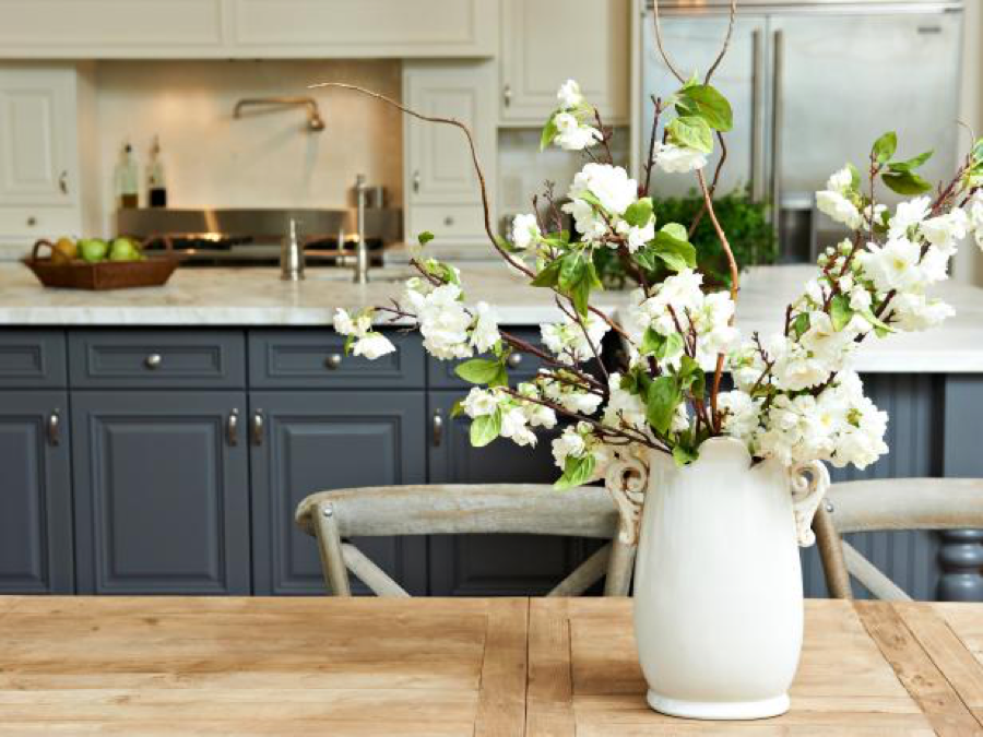 7 Simple Ways to Personalize Your Kitchen - Add a Conversation Piece