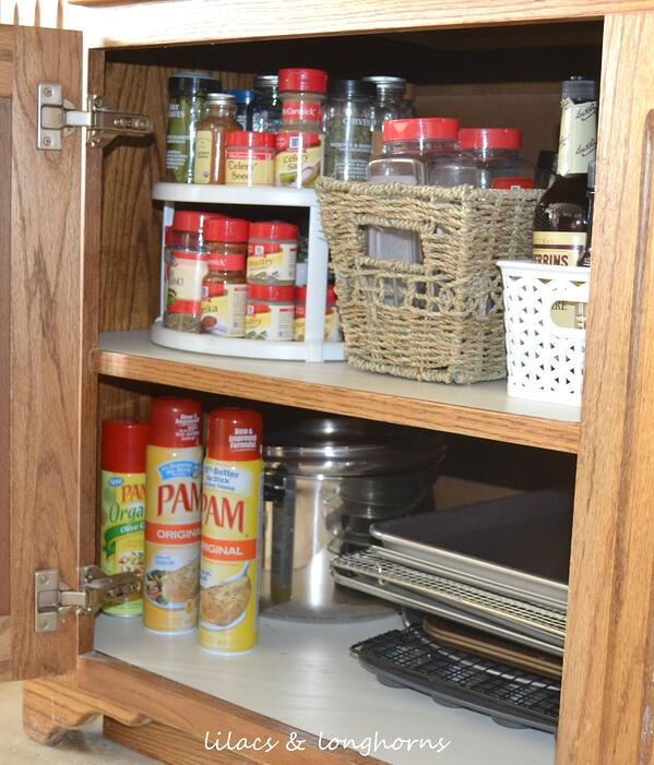4 Alternatives to Bulky Upper Cabinets in the Kitchen - Low-Cost Organizers