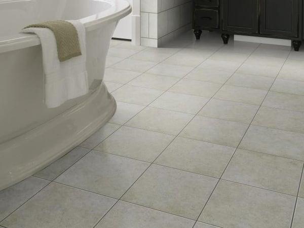 5 Best Bathroom Flooring Materials to Consider - Ceramic Tile