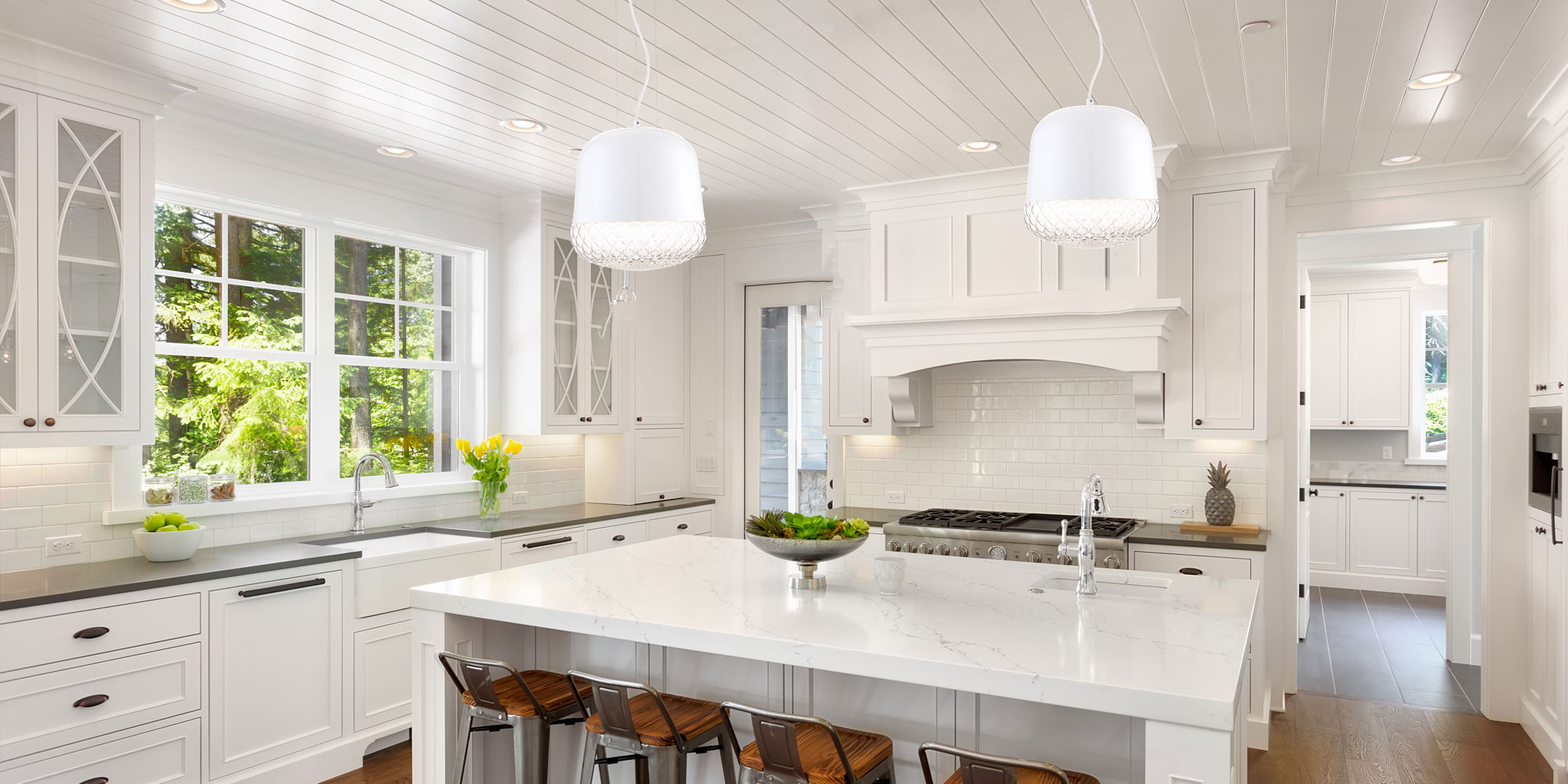 7 Simple Ways to Personalize Your Kitchen - Play Up Your Lighting
