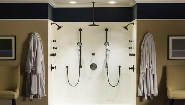 comment nettoyer une douche votre guide complet. Black Bedroom Furniture Sets. Home Design Ideas