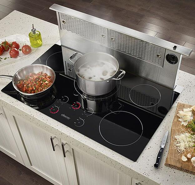 Treat Yourself to One of These 11 Kitchen Luxuries - Induction Cooktop