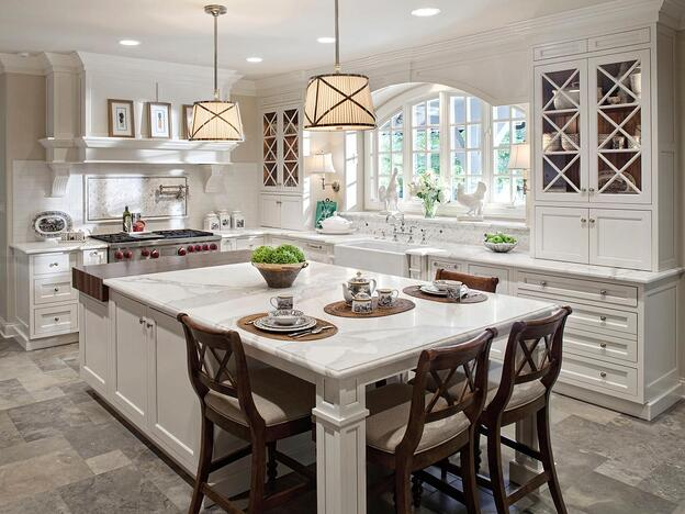 Treat Yourself to One of These 11 Kitchen Luxuries - Multifunctional Kitchen Islands
