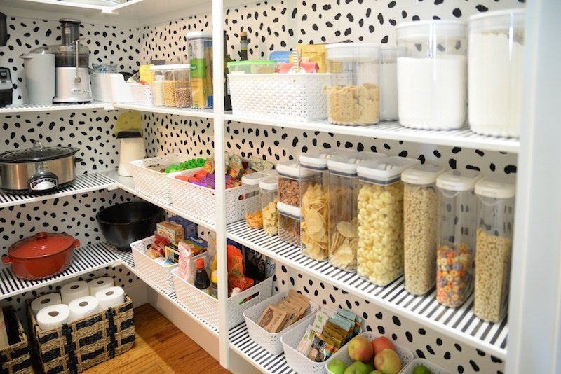 Simplify Your Kitchen with White Kitchen Cabinets - Pantry Cabinets