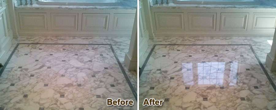 Best Ways to Look After Your New Marble Bathroom - Seal the Marble