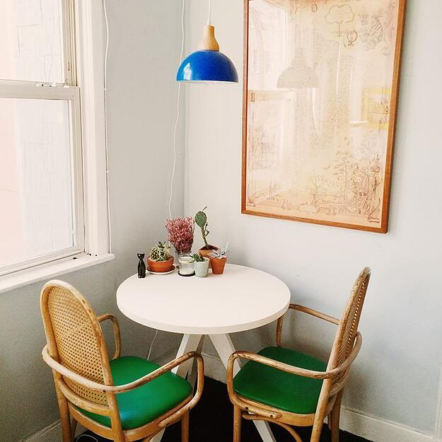 Treat Yourself to One of These 11 Kitchen Luxuries - Small Dining Table