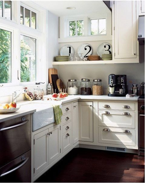 5 Simple Ways to Make Your Small Kitchen Feel Bigger - Maximize the Light in Your Kitchen