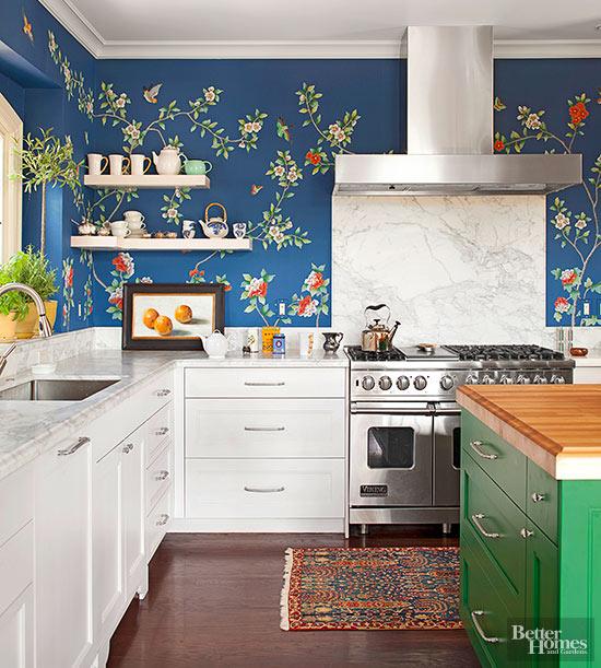 Conseils de rénovation pour la parfaite cuisine vintage - Des murs de l'ancien temps