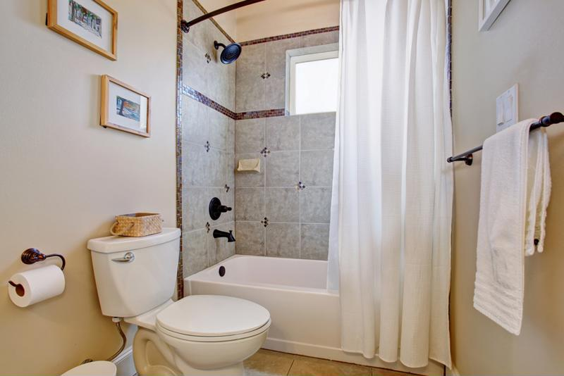 A new showerhead can make a huge difference to your bathroom.